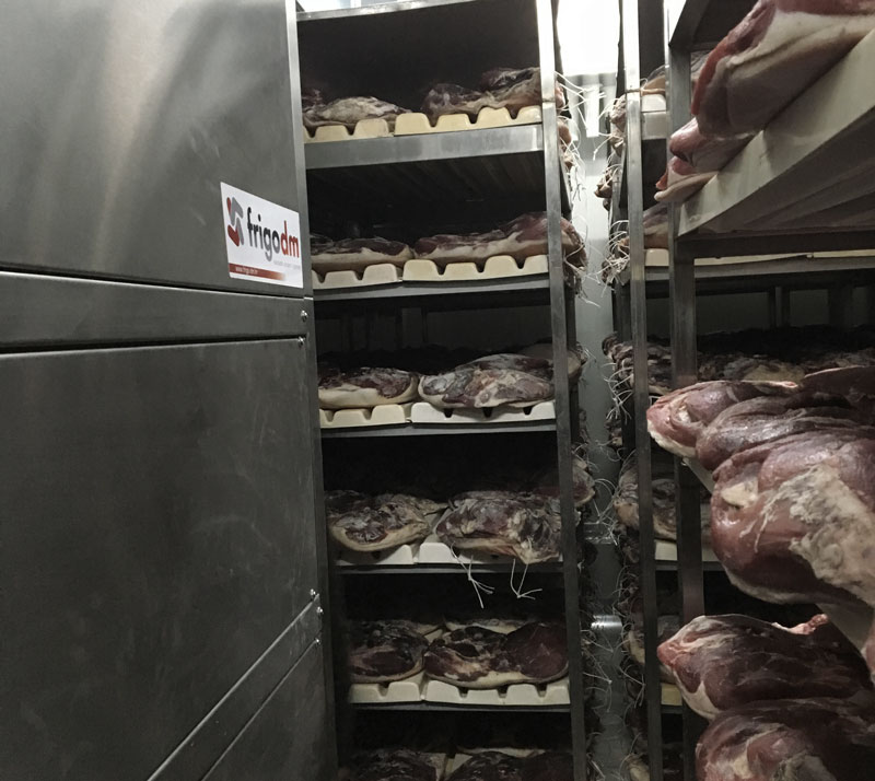 industrijsko hlađenje frigo DM